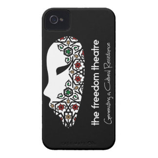 Freedom Theatre Iphone Case