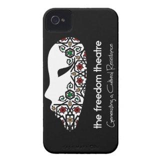 Freedom Theatre Iphone Case Case-Mate iPhone 4 Case