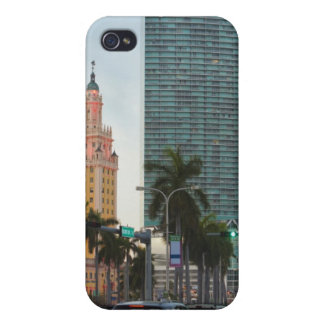 Freedom tower and highrise buildings case for iPhone 4