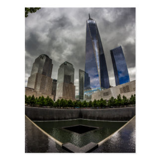 Freedom Tower Postcard