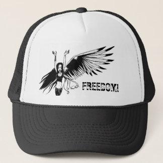 FREEDOM! TRUCKER HAT