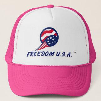 Freedom U.S.A. Trucker Hat