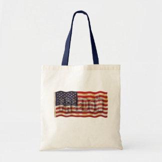 Freedom USA American Flag Bag