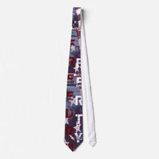 Freedome & Liberty Tie