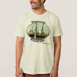 freedomfighters, The USS Constitution T-Shirt