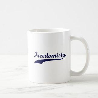 Freedomista Basic White Mug