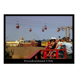Freedomland USA Poster