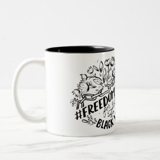 #FreedomNow 11oz. Mug