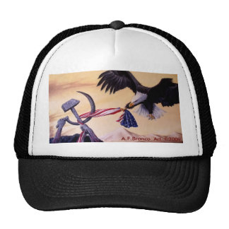 """Freedoms Battle""  cap"