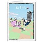 FreeFall Card