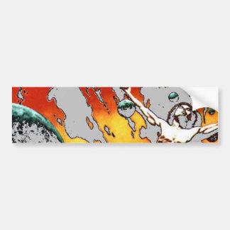 Freefall II Bumper Sticker
