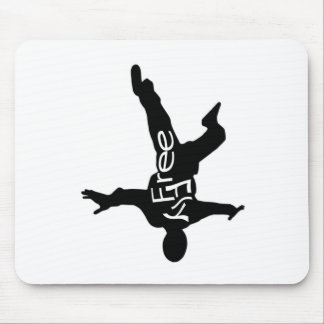 FreeFly Style Mouse Pad