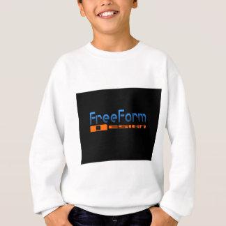 FreeForm Design Logo Sweatshirt
