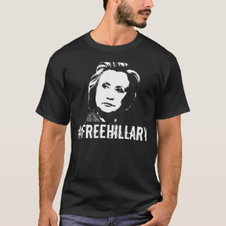 #FreeHillary 2016 t-shirt