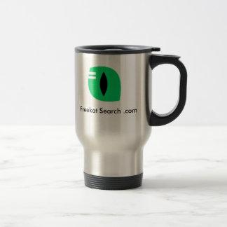 freekat-eye, Freekat Search .com Mugs
