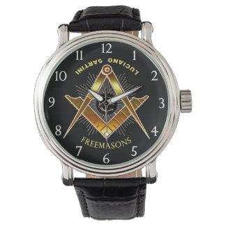 freemason - 01 watch