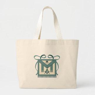 Freemason Apron Jumbo Tote Bag