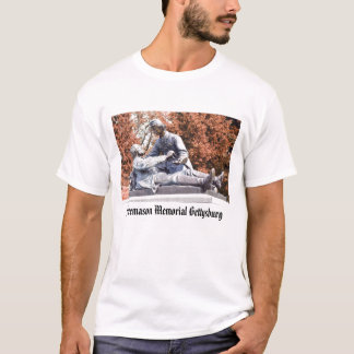 Freemason Memorial Gettysburg PA T-Shirt