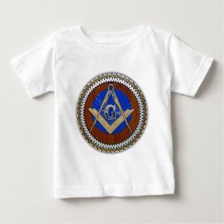 freemason NWO conspiracy square & compass Tshirt