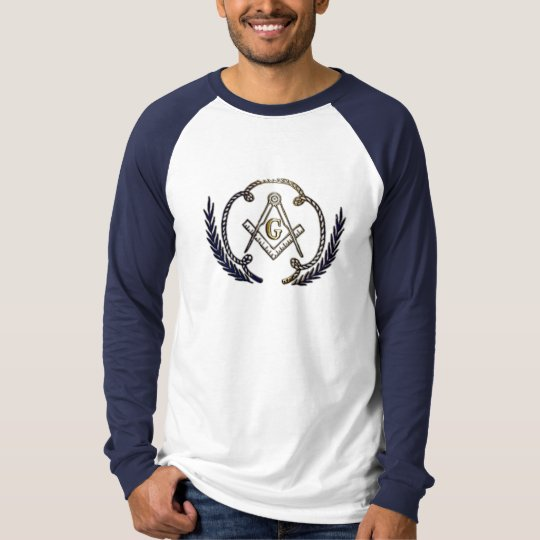 Freemason Square and Compass T-Shirt