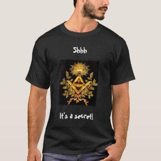 Freemasonic handshake T-Shirt