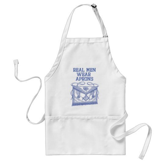 Freemasonry - Real Men Wear Aprons