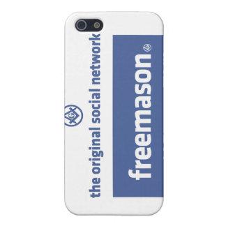 Freemasonry, the original social network. Facebook iPhone 5 Covers