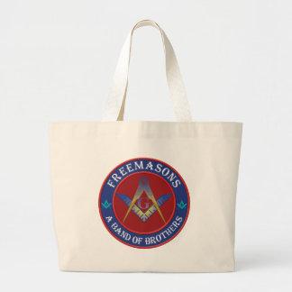 Freemasons Band Of Brothers Canvas Bag