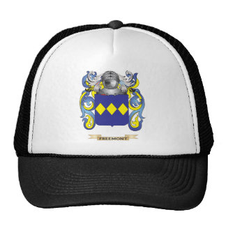 Freemont Coat of Arms Mesh Hats