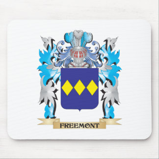 Freemont Coat of Arms - Family Crest Mouse Pads