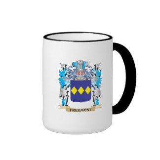 Freemont Coat of Arms - Family Crest Ringer Mug