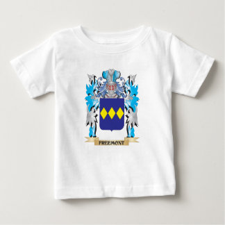Freemont Coat of Arms - Family Crest Tshirts