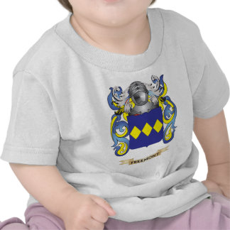 Freemont Coat of Arms Tees
