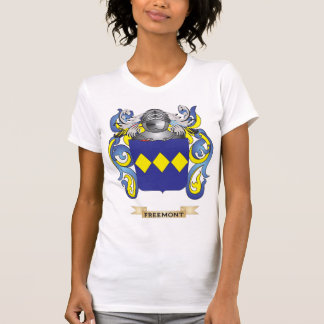 Freemont Coat of Arms T-shirts