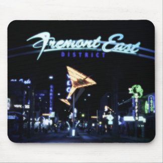"""Freemont East"", Mouse Pad"