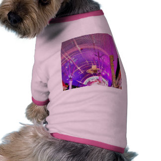 Freemont Street Lights Pet Clothing
