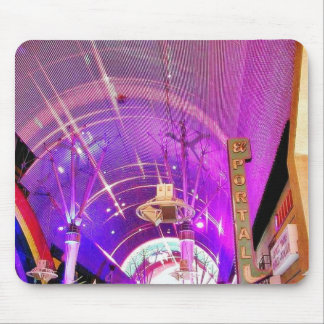Freemont Street Lights Mousepad