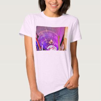 Freemont Street Lights Tee Shirts