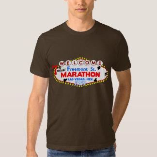 Freemont Street Marathon T Shirts