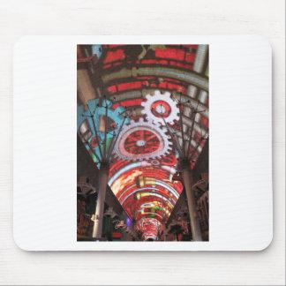 Freemont Street Vegas Las Vegas Gambling Mouse Pad