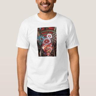 Freemont Street Vegas Las Vegas Gambling Tee Shirts