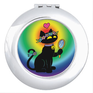 Freemont's Mirror Compact Mirrors
