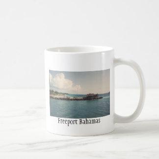 Freeport Bahamas Coffee Mug