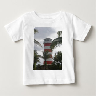 Freeport Bahamas lighthouse Baby T-Shirt