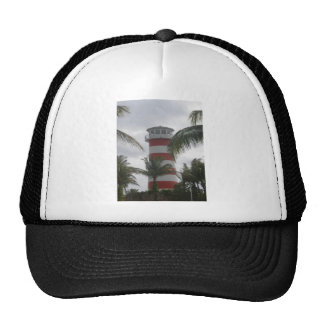 Freeport Bahamas lighthouse Trucker Hat