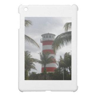 Freeport Bahamas lighthouse Cover For The iPad Mini