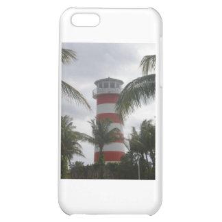 Freeport Bahamas lighthouse iPhone 5C Covers