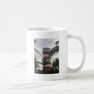 Freeport Bahamas lighthouse Coffee Mugs