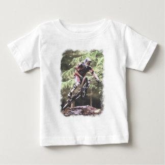 Freeride Jumping Biker Baby T-Shirt