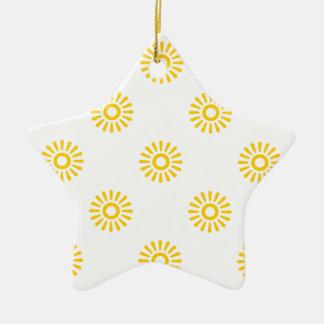 Freesia Flower 6 Ornament